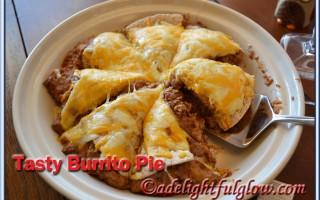 Tasty Burrito Pie