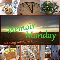 http://www.adelightfulglow.com/category/memoir-mondays/