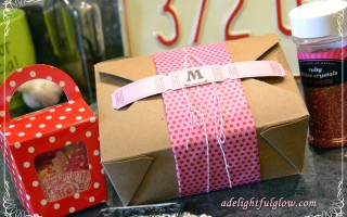 Of Parcels, Packages and Paper {No. 4}