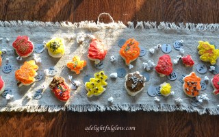 We Make Cut-Out Cookies {And Recipe}
