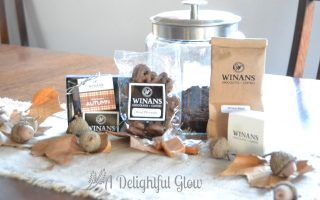Winans Chocolates + Coffee Giveaway