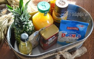 In Which We Put Together a Breakfast-in-a-Box Gift