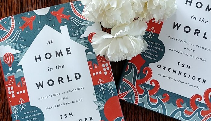 At Home in the World Giveaway