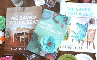 We Saved You a Seat Giveaway